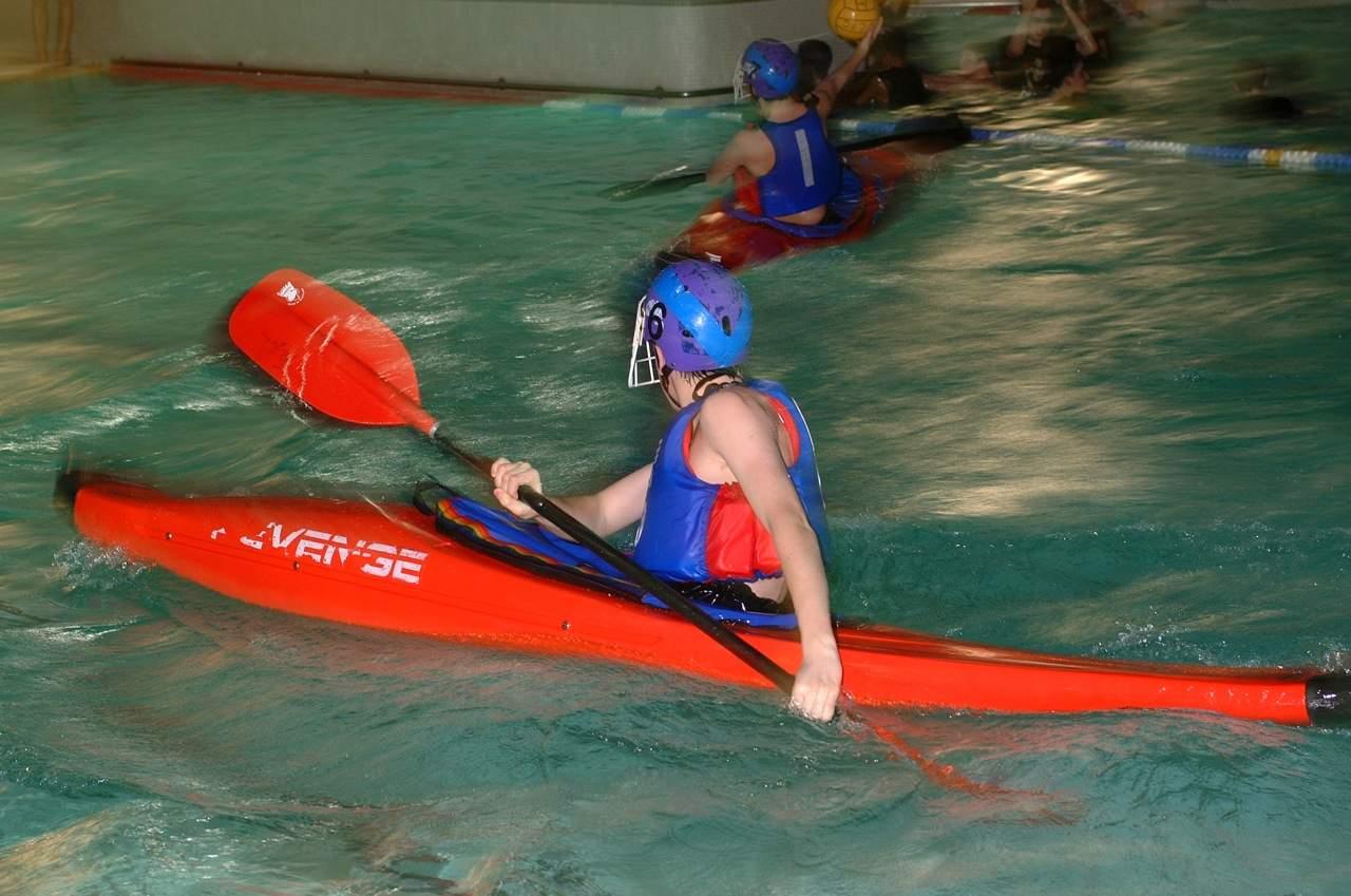 Canoe Polo Rules