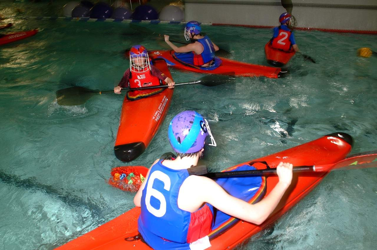 Tandridge Canoe Polo - More Information