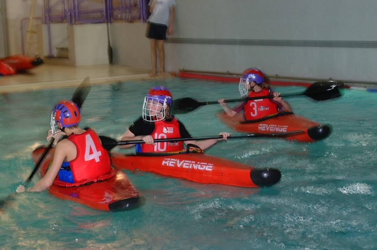 Canoe Polo Open Day - Saturday 7 September