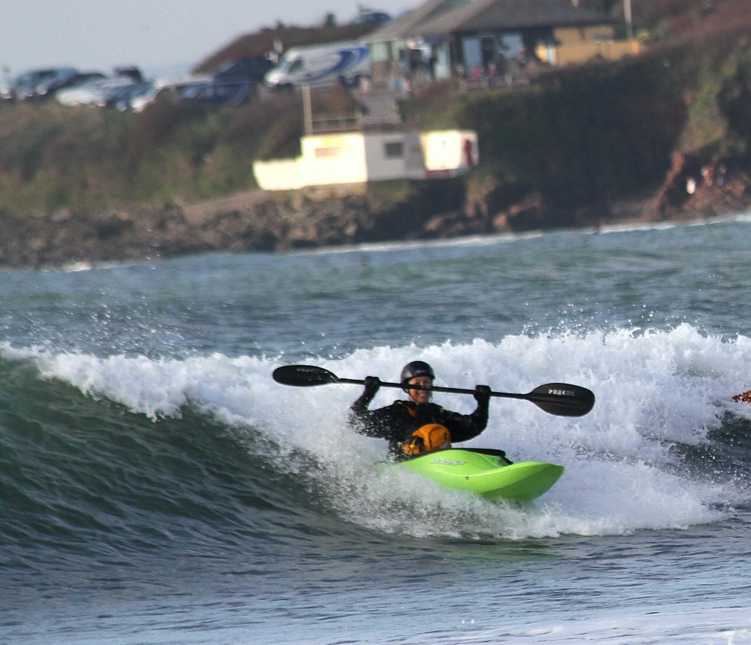 Ladies Paddle Weekend in Devon