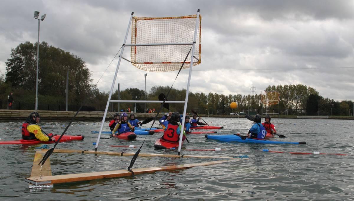 Canoe polo news