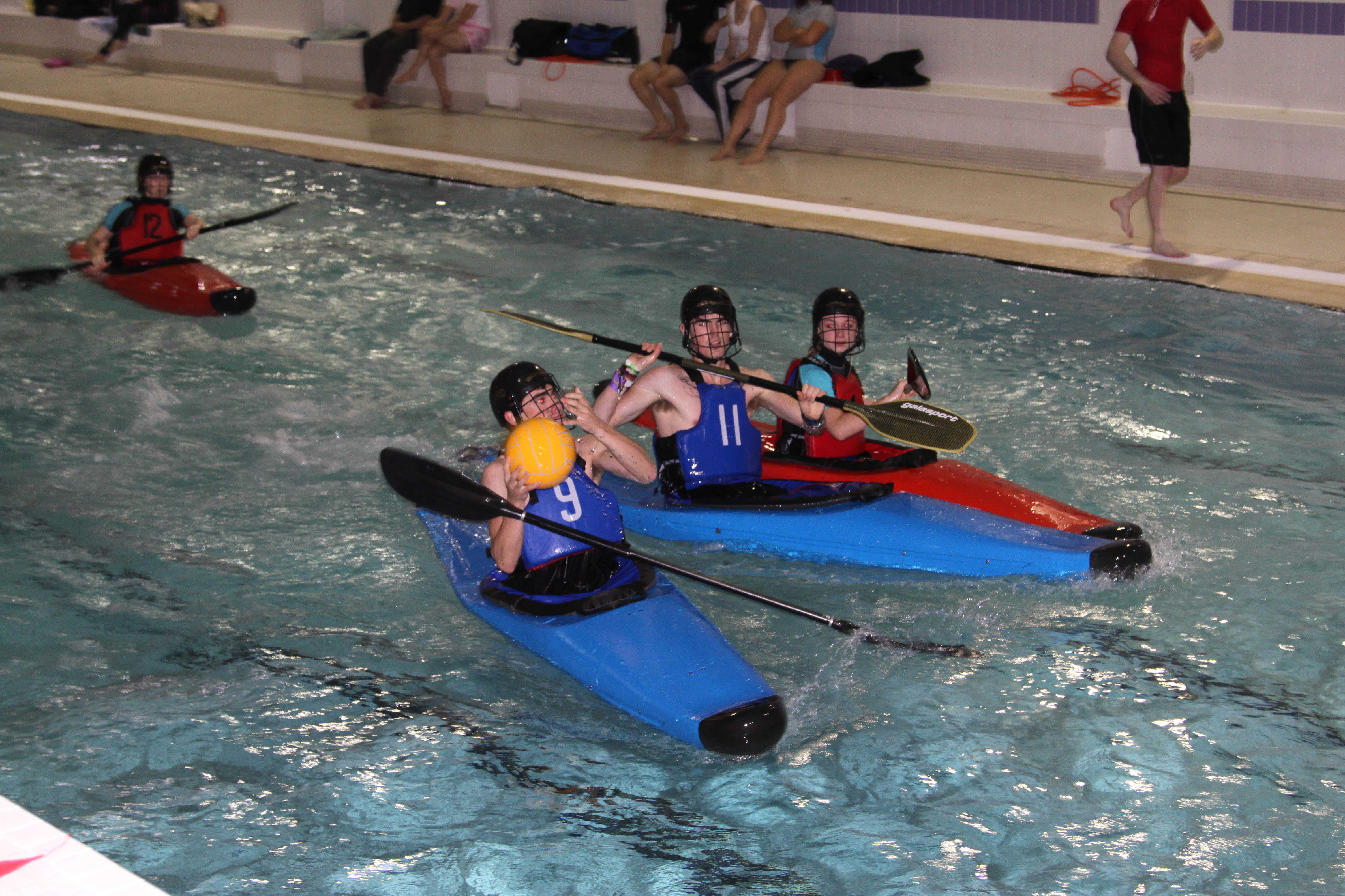 Important Canoe Polo Date changes