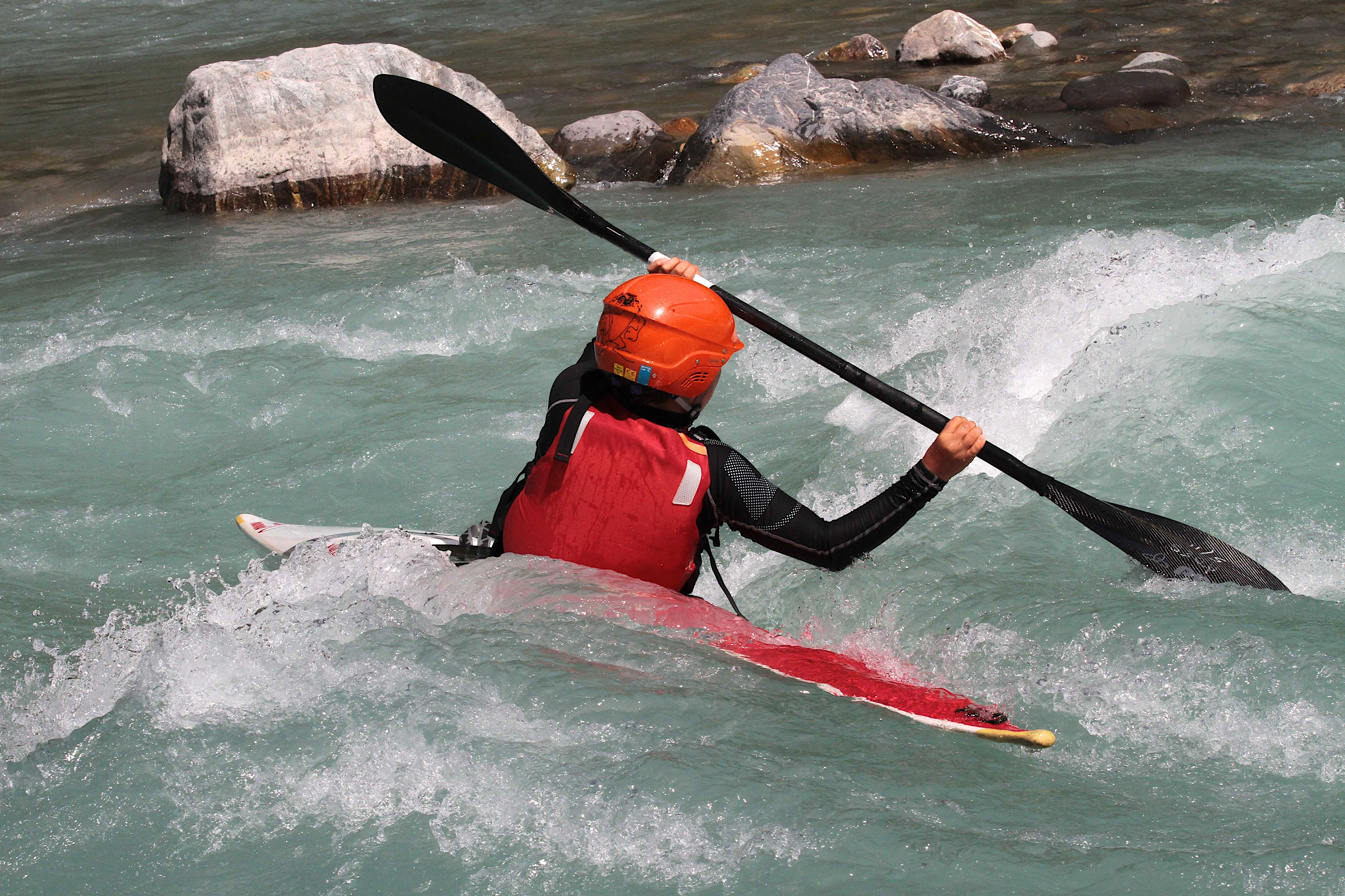 Introduction to Whitewater - 24 January 2016
